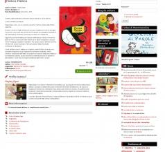 pagina scheda libro