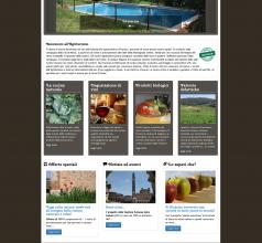 Il nuovo sito responsive, progettato nel 2013